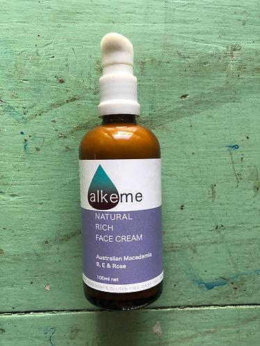 Natural Rich Face Cream 105ml