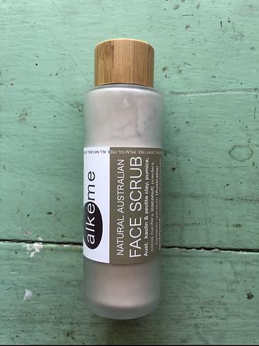 Natural Face Scrub powder