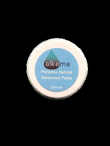 Natural deodorant paste 25ml