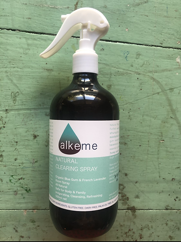 Natural Clearing room spray 500ml