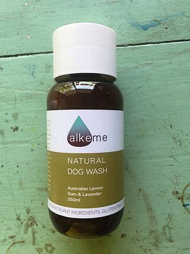 Natural Dog Wash 250ml