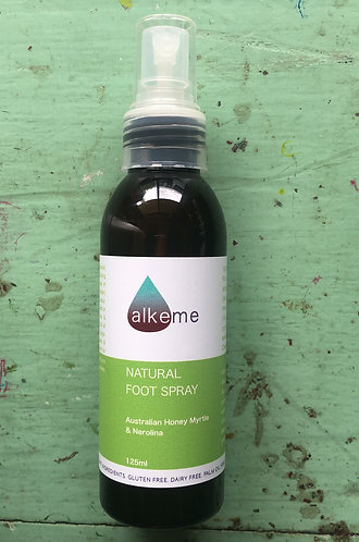 Natural deodorising spray 125ml
