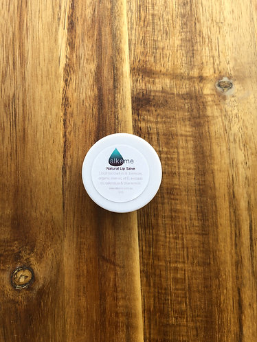 Natural lip salve 10g