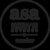 ASA Member logo bw.png