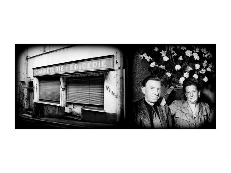 Memories /ludovic bourgeois