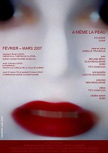 A Même la peau (©)  Ludovic Bourgeois