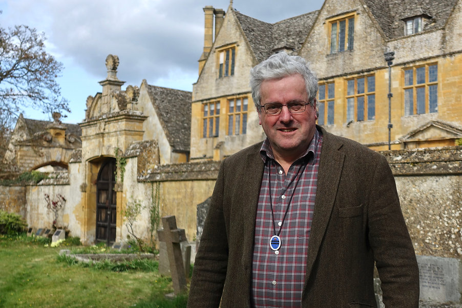 Tony Gulliver in the Cotswolds