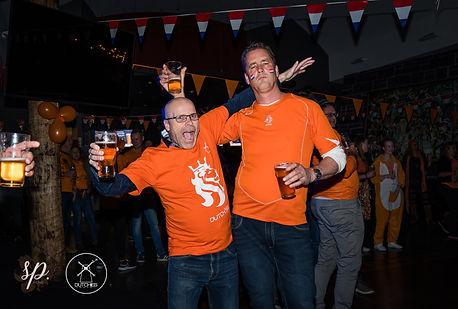 Dutch Kingsday Koningsdag