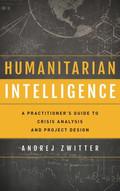 Humanitarian Intelligence