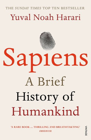 Sapiens A Brief Hstory of Humankind