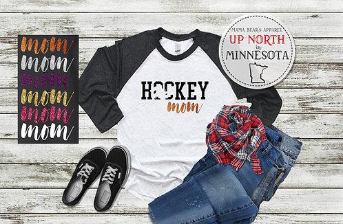 Hockey Mom Goalie