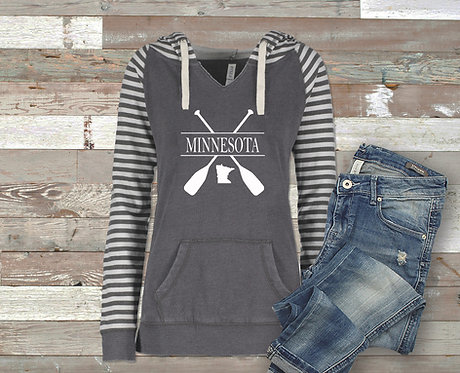 Minnesota Lakes Women's Sweatshirt