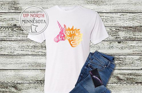 Born to be a Unicorn - Adult & Youth
