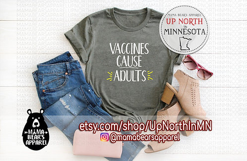 Vaccines Cause Adults