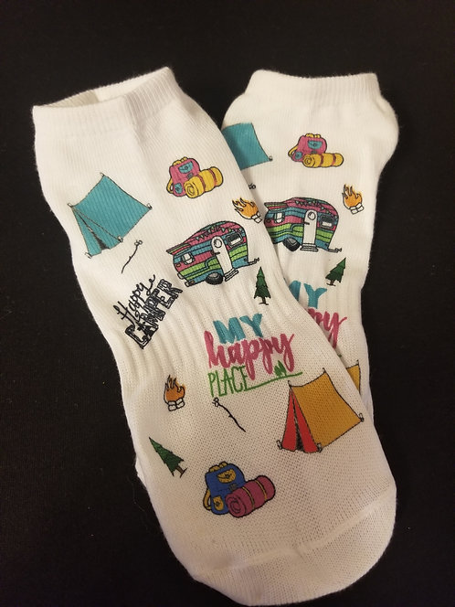 Camping Socks Youth & Adult