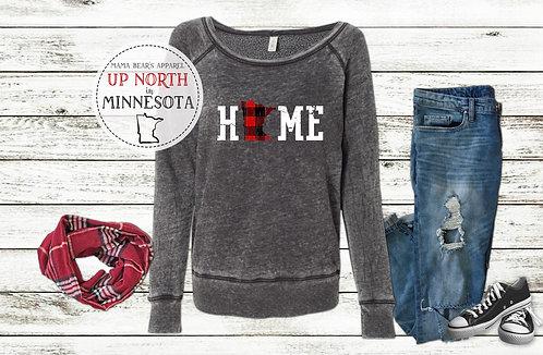 MN Home Sponge Fleece Sweatshirt