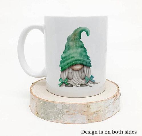 Adorable Girl Gnome Coffee Mug