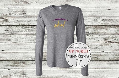 Minnesota Football Skol Long Sleeve