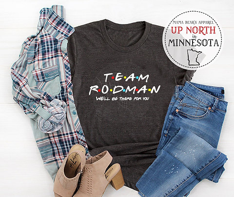 Team Rodman Special Order