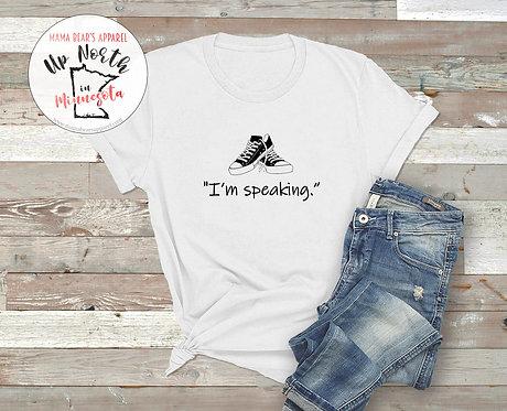 I'm Speaking. Kamala Harris