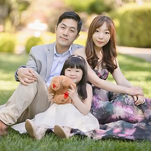 Ariel & Steven Family