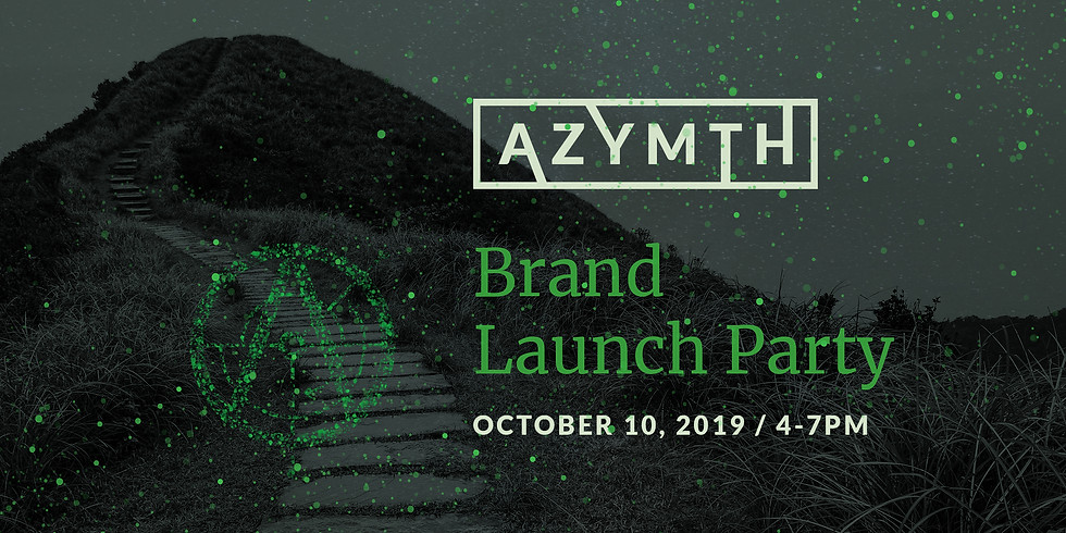 Azymth Brand Launch Party