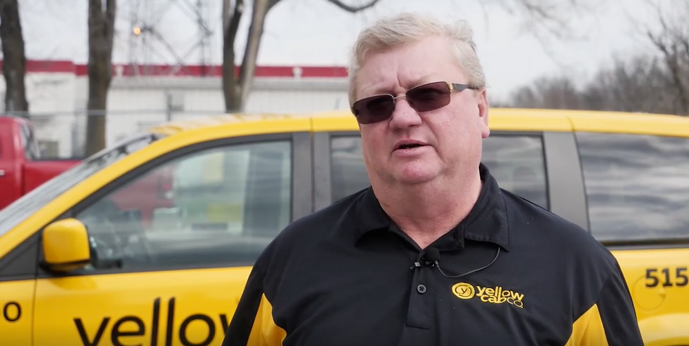Randy Sackett / Owner Of YellowCabCo.