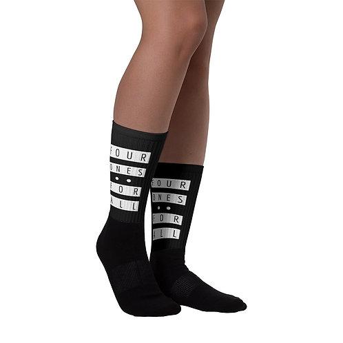 Four Ones Socks
