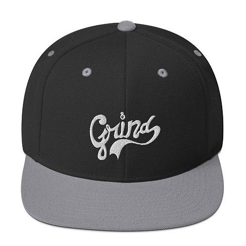 Grind Snapback Hat