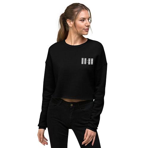 Four Ones Crop Sweatshirt