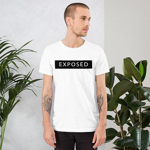 Short-Sleeve Unisex Exposed T-Shirt