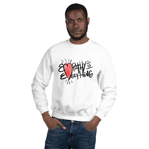 Empathy Unisex Sweatshirt