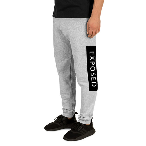 Exposed Unisex Joggers