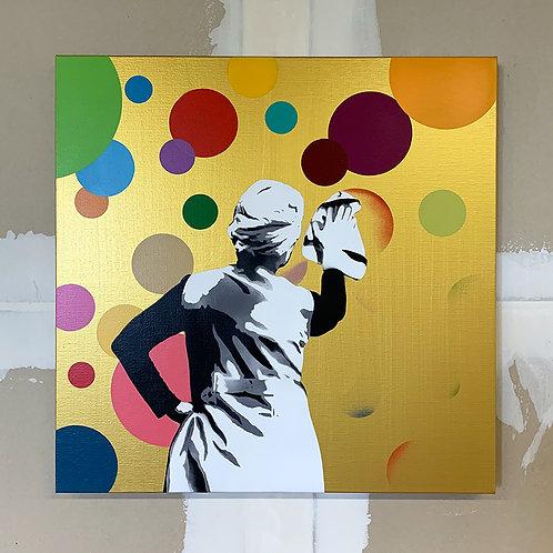 "Kunstrasen - ""Bubble Remover Gold"" (ed 5)"