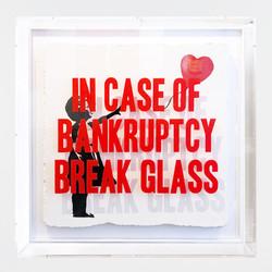 """""""Bankruptcy - Balloon Girl"""""""
