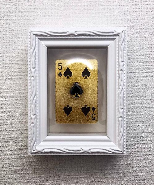 "Yuki Matsueda -""5's"" - (Ace through King available)"