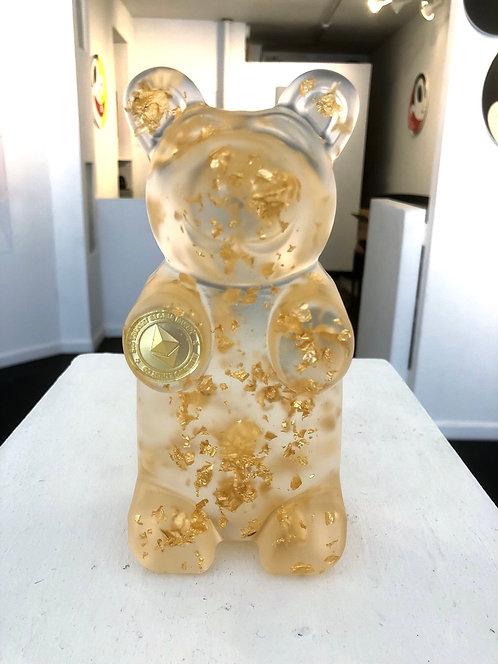 """Sahara Novotna - """"Ethereum Gummy Bear"""""""