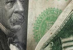 """A Thousand Dollar Bill"" Close up"