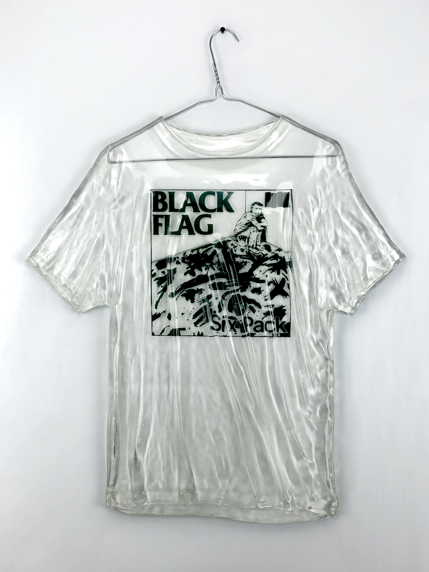 'Black Flag Retired Jersey'