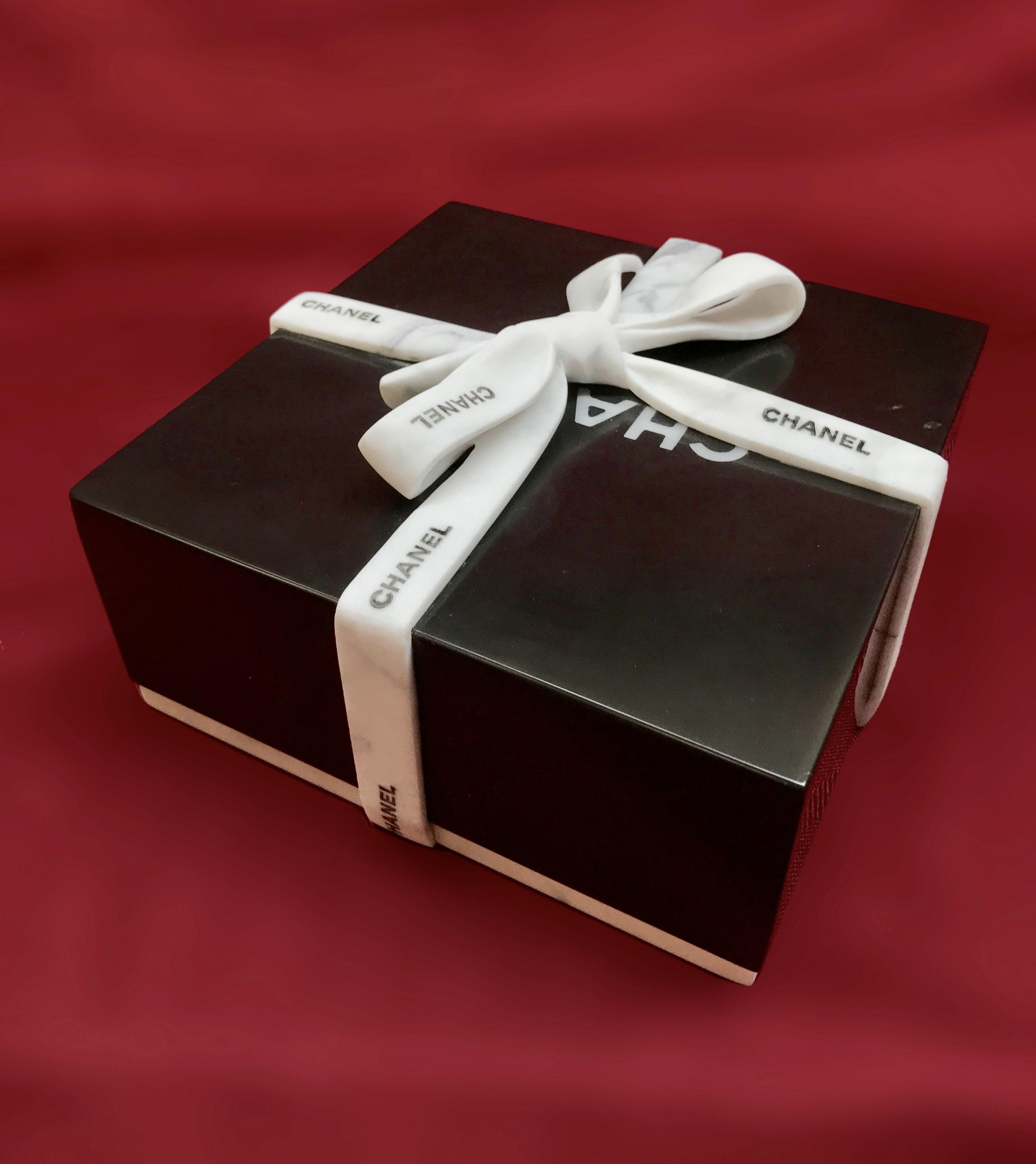 """Chanel Gift Box"""
