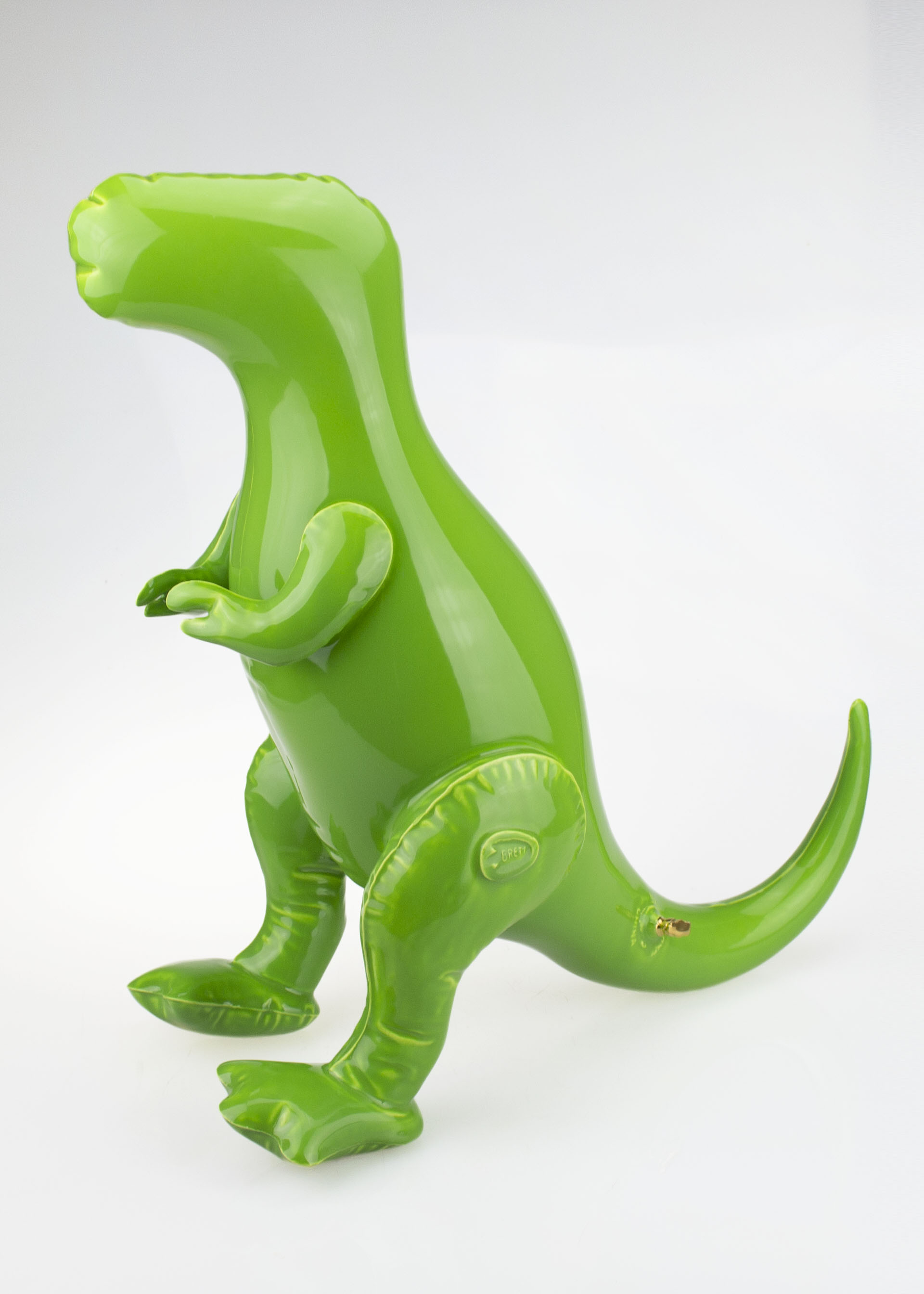 """Inflatable Tyrannosaurus Rex"""