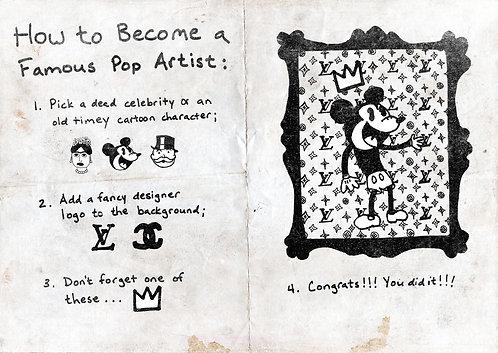 "Jason Brueck - ""DIY Pop Artist"""