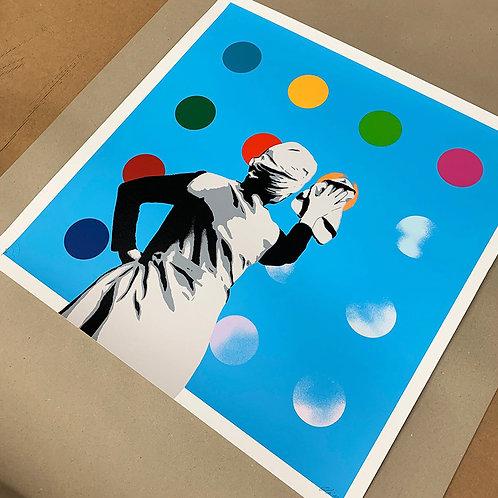 """Kunstrasen - """"Spot Remover"""" print (only 1 left)"""