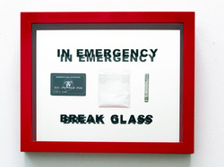 In Emergency Break glass 102