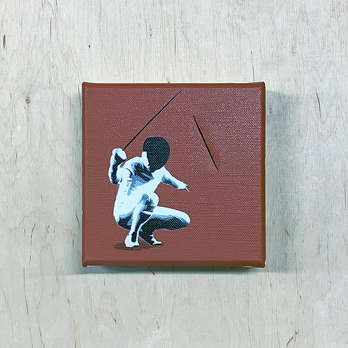 """Kunstrasen - """"After the Attack"""" (Choco) mini"""