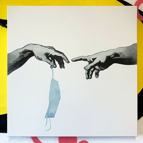 """Kunstrasen - """"The Human Touch"""" (ed 6)"""
