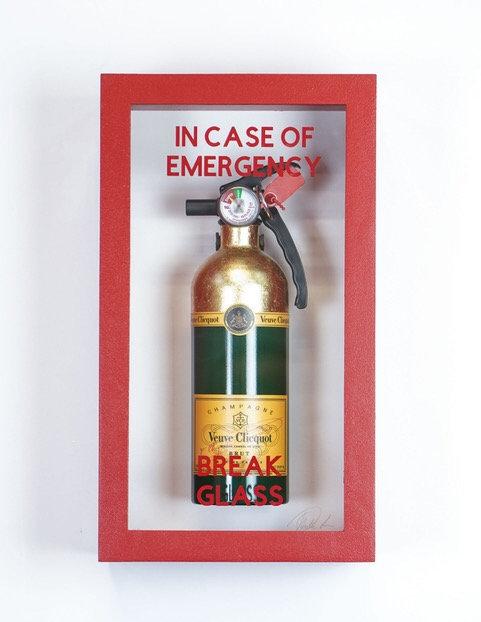 "PlasticJesus - ""Vueve - Mini - In Case of Emergency"""