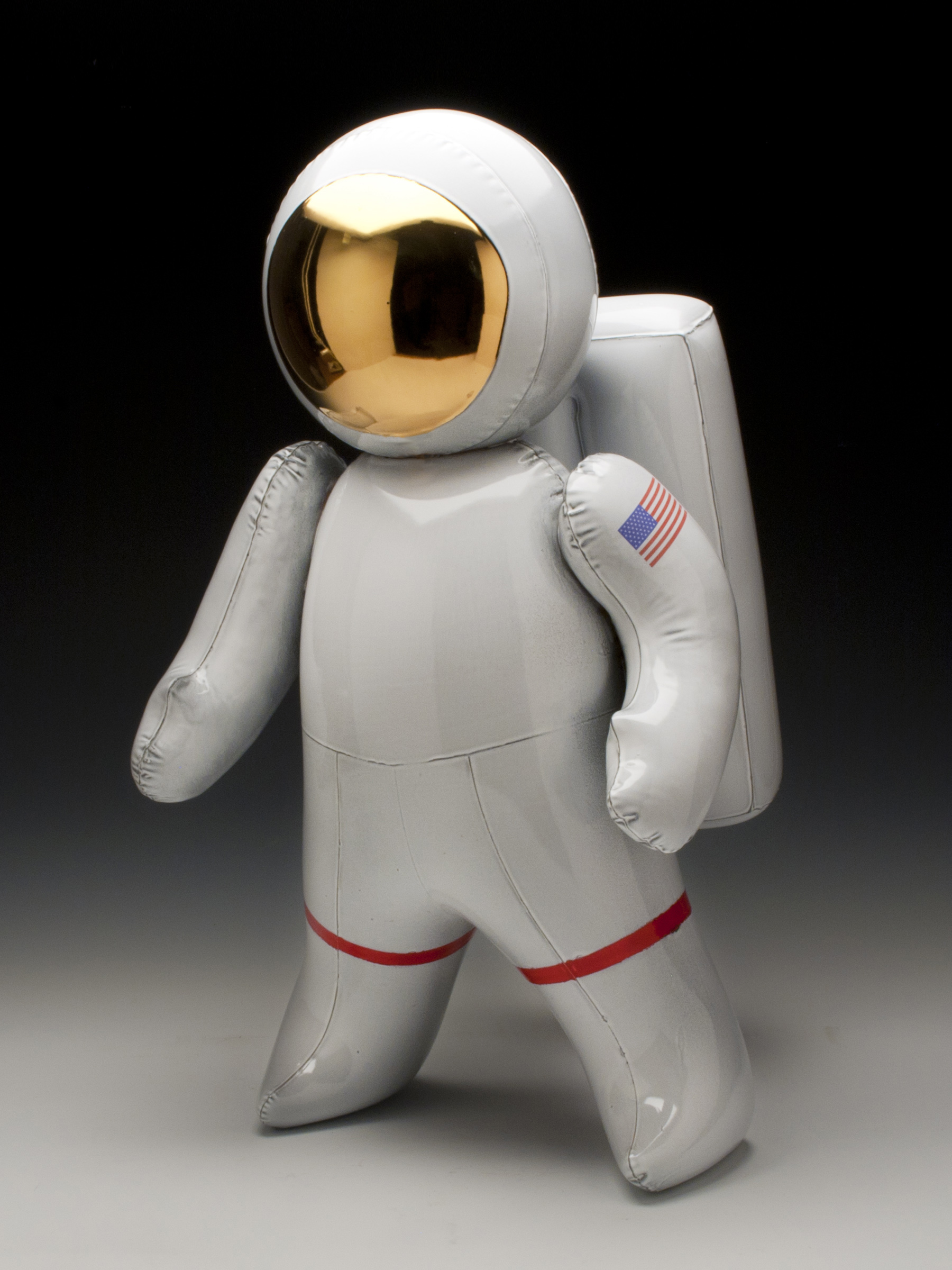 """Inflatable Astronaut"""