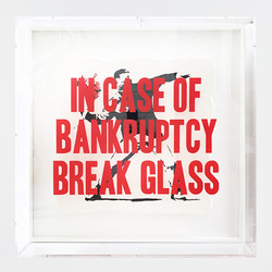 """In Case of Bankruptcy"