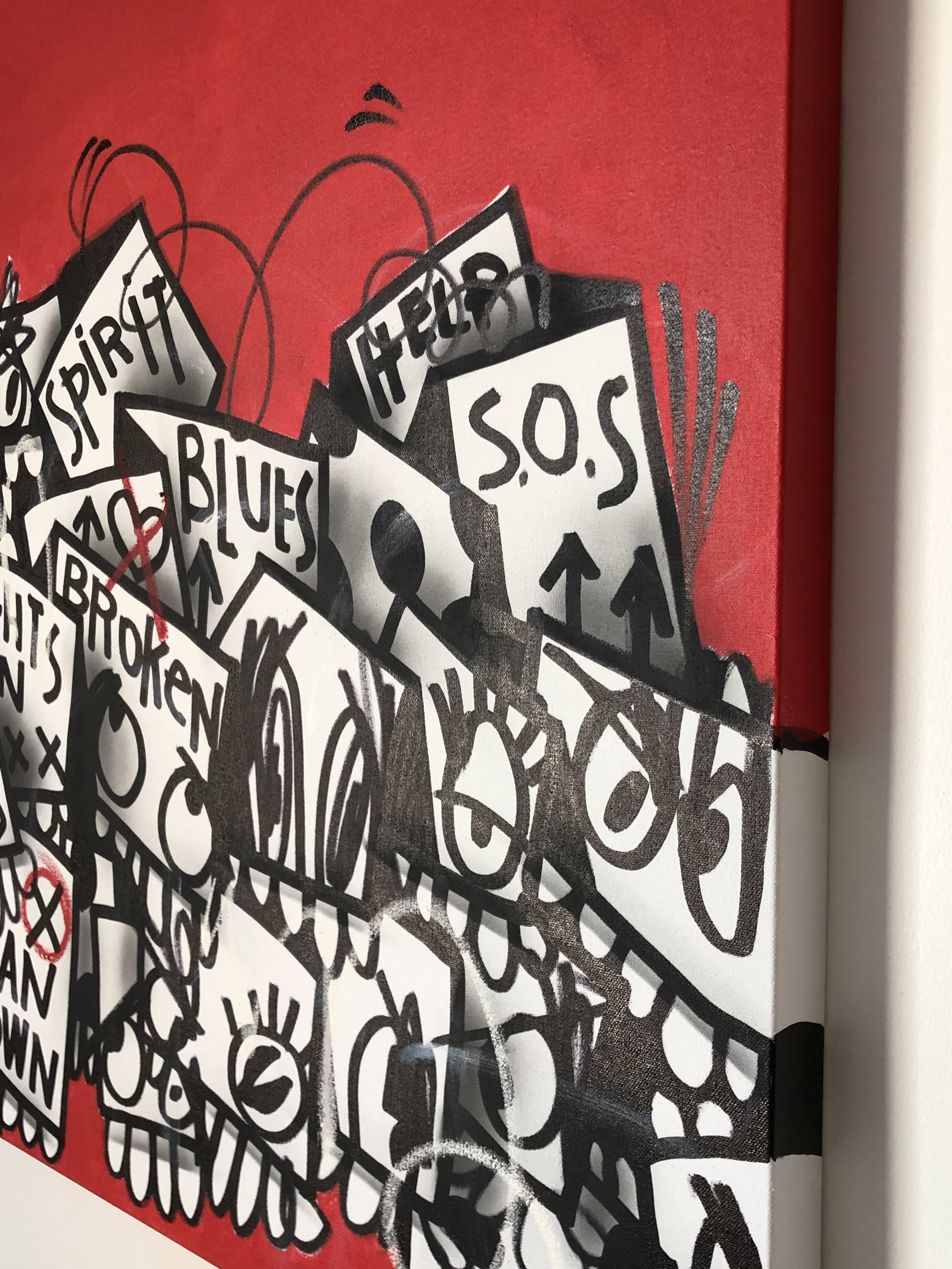 "Flore - Detail ""SOS"""